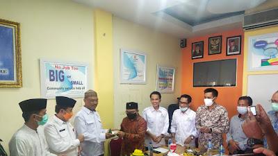 Pembentukan Community Centre Tangerang Utara Disambut Hangat Pemda dan Dewan