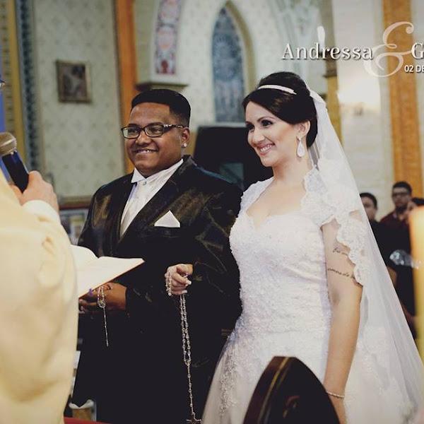 Casamento Andressa & Gustavo