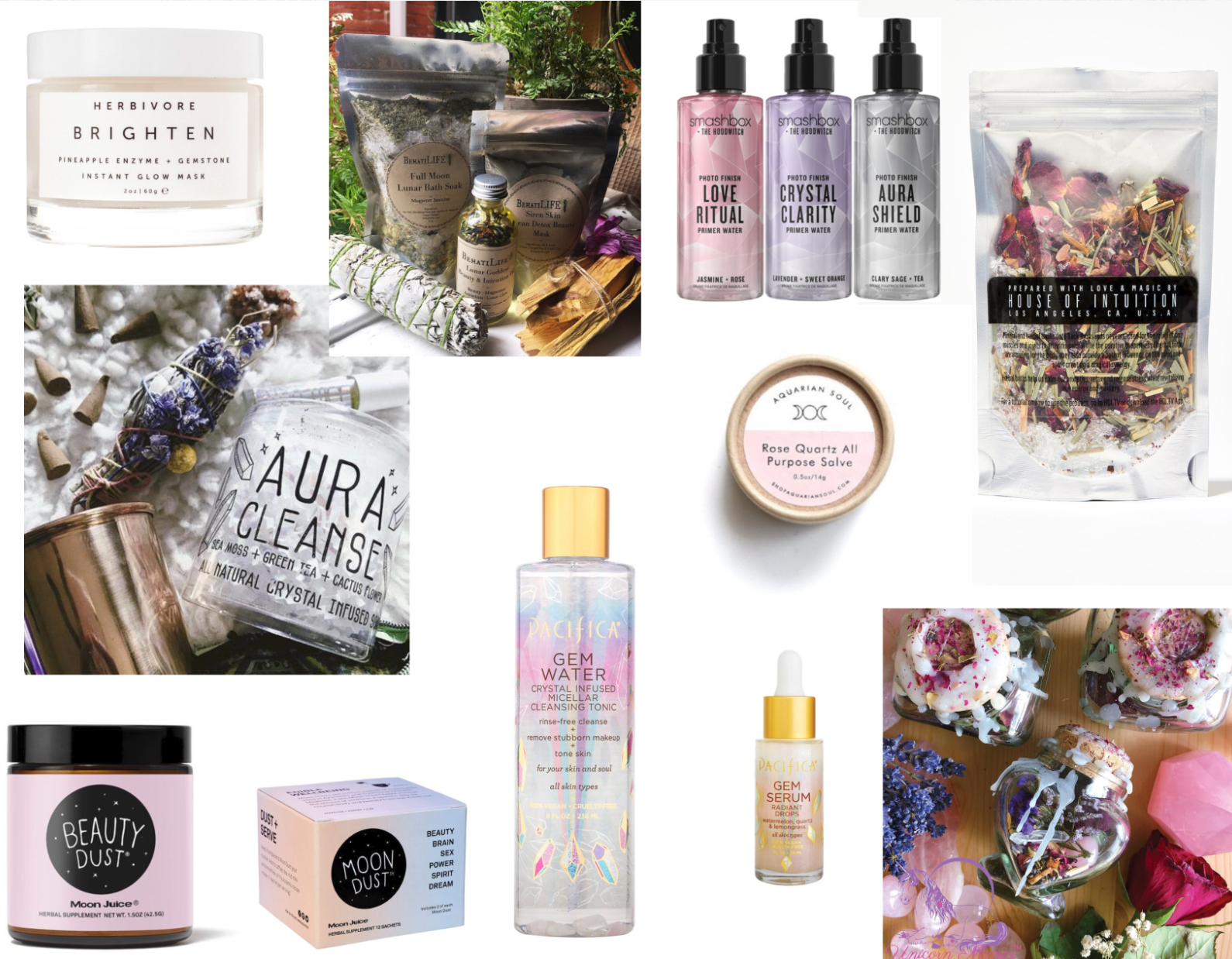 Magickal Beauty Products With Heart (For The UK And USA!) | Witch Cake