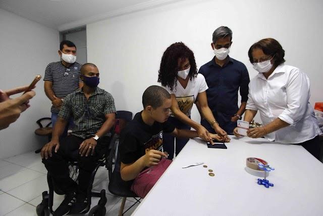 Prefeitura inicia emissões da carteira de identificação da pessoa com autismo, em Santa Cruz do Capibaribe