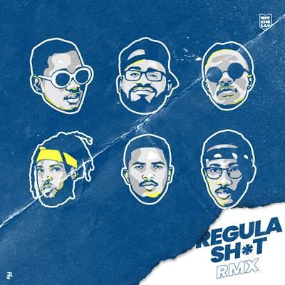 DJ Ritchelly Feat. Monsta, Okenio M, Rigoberto Torres, Miron H & Sadath - Regular Shit Rmx (Rap) [Download]
