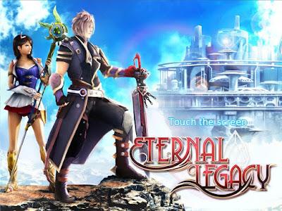 Download Game Android Gratis Eternal Legacy apk + data