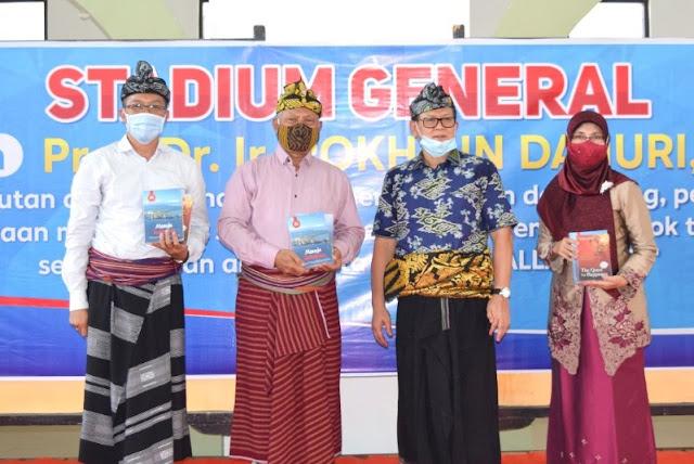 Catatan Rokhmin Dahuri untuk Lombok Timur
