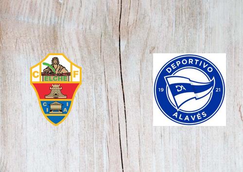 Elche vs Deportivo Alavés -Highlights 11 May 2021