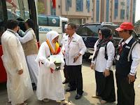 118 Ribu Jamaah Haji Indonesia Memeasuki Makkah