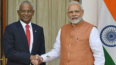 India and Maldives Agreed for Cooperation