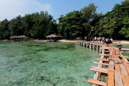 Melihat Dari Dekat Keindahan Pulau Kotok, Tempat Konservasi Elang Bondol Yang Hampir Punah