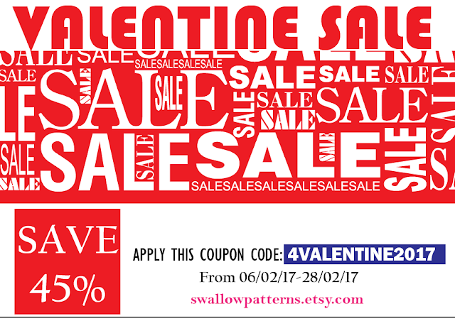 VALENTINE SALE 45% OFF