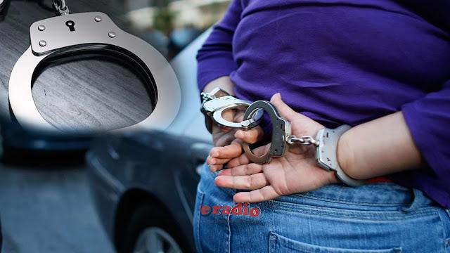 arrested in crime
