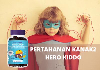 Hero Kiddo Lydia Aramina