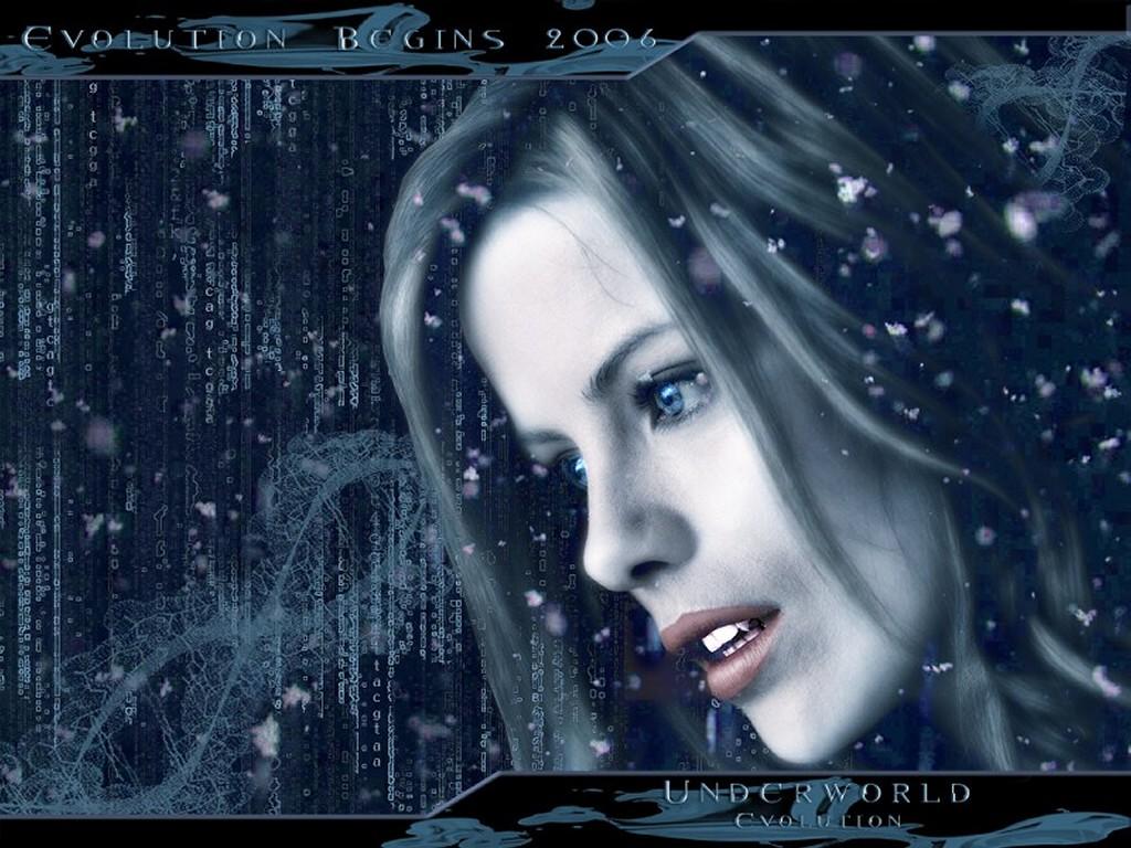 Kayla Delgado: underworld wallpaper