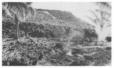 samoan pyramid photo in 1965