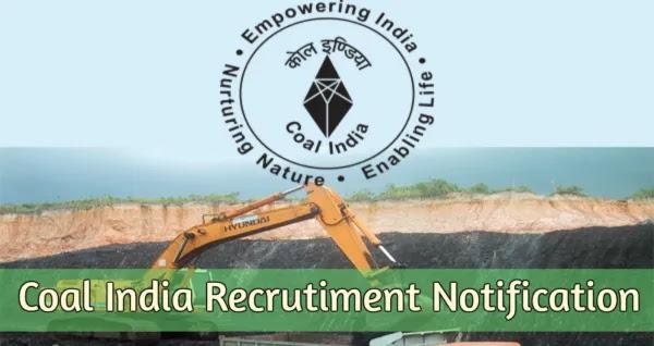 Coal India Limited Recruitment (CCL) में 1326 पदों पर भर्ती, अंतिम तिथि के पूर्व करे आवेदन