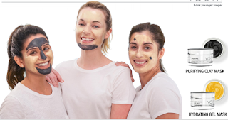 YOUTH Hydrating Gel Mask dan Purifying Clay Mask