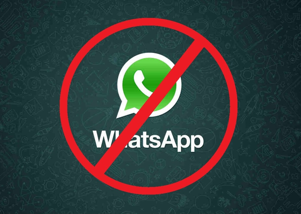 WhatsApp Banned 2019