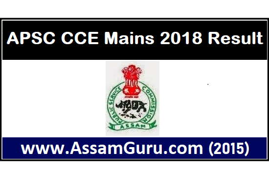 Result Of apsc