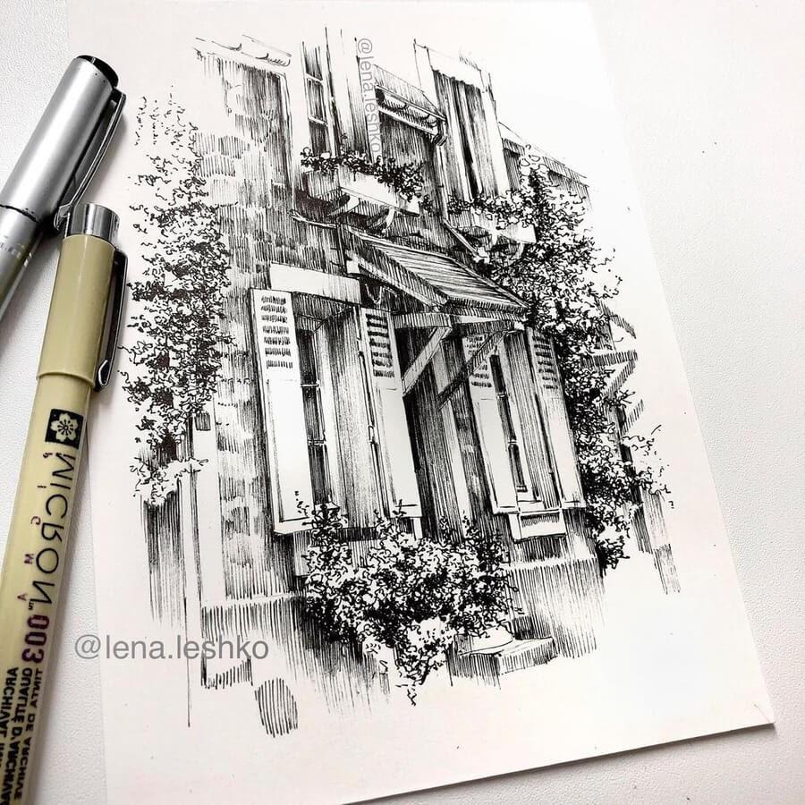 09-France-Wooden-shutters-Lena-Leshko-www-designstack-co
