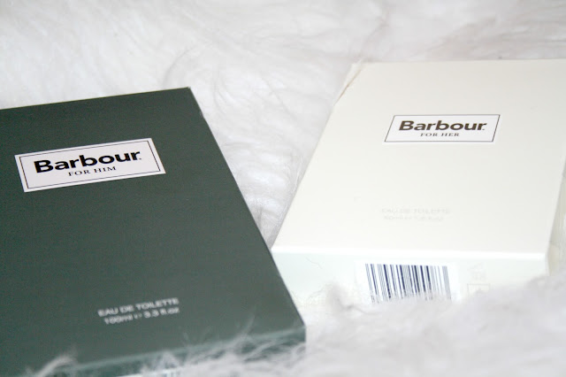 Barbour New Fragrance Range