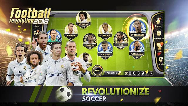 Soccer Revolution 2018 APK V0.2