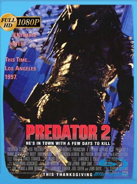 Depredador 2 (1990)HD [1080p] Latino [GoogleDrive] SilvestreHD
