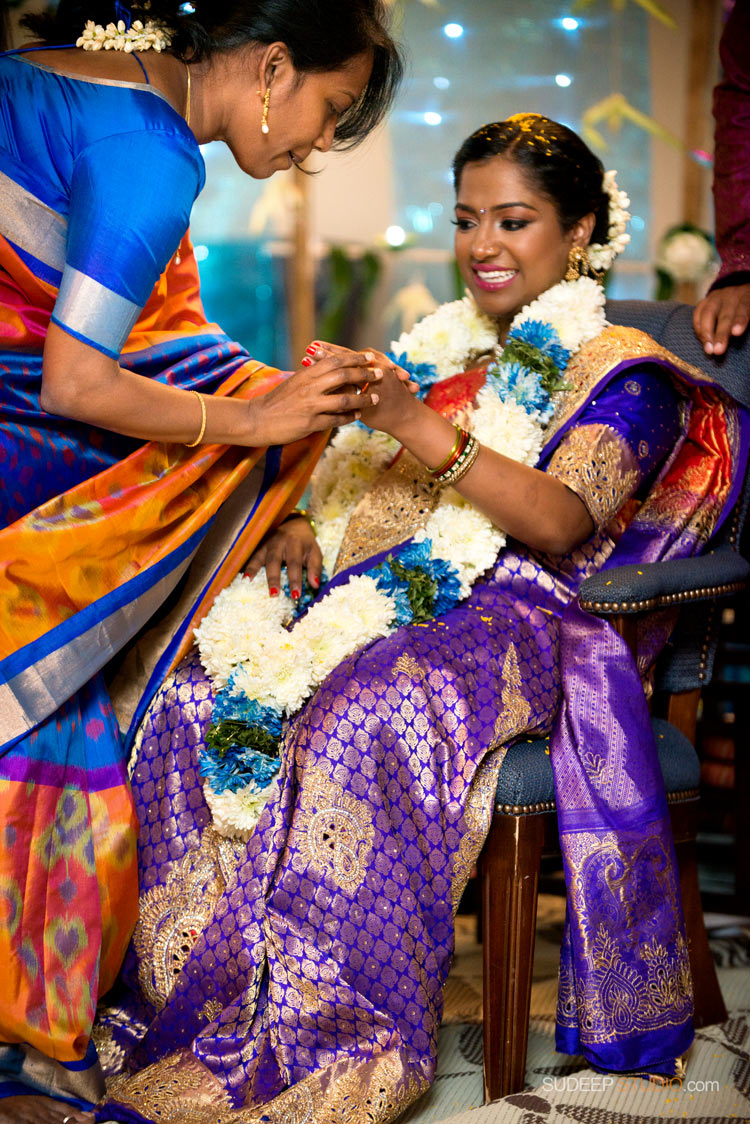Indian Baby Shower Party Bangle Ceremony Valaikaapu - SudeepStudio.com Ann Arbor Event Photographer