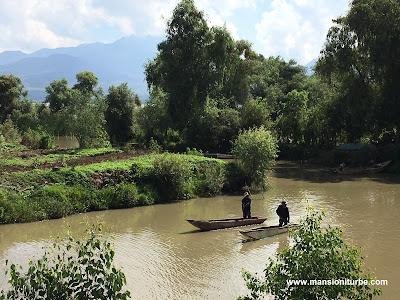 Pequeños Productores en la Región del Lago de Pátzcuaro