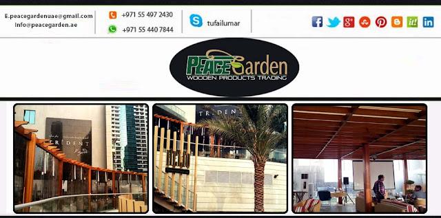 Wooden Pergola Creatuve Garden Structures Al Farah