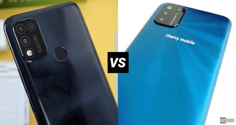Upgraded Infinix HOT 10 PLAY vs Cherry Mobile Aqua S9 Specs Comparison