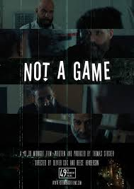 Not a Game (2020)