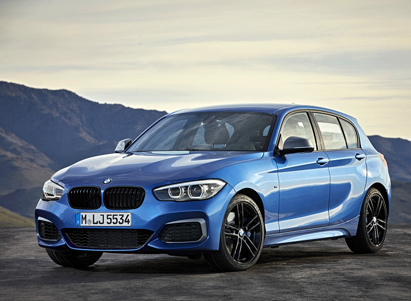 2019 BMW 1 Series F40 Third Generation