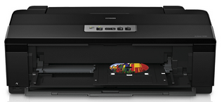 Epson Artisan 1430 Wireless Setup and review