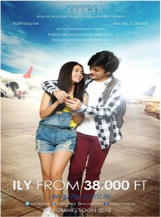 Download Film I Love You From 38000 Feet (2016) Full Movie Mp4