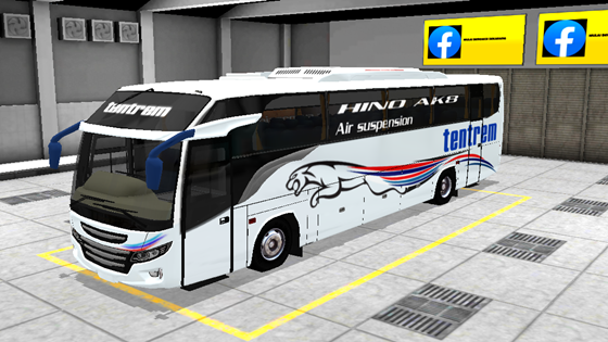 livery max hdd tentrem