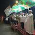 Ribuan Kendaraan Pawai Takbir 1440 H Dilepas Walikota T. Balai