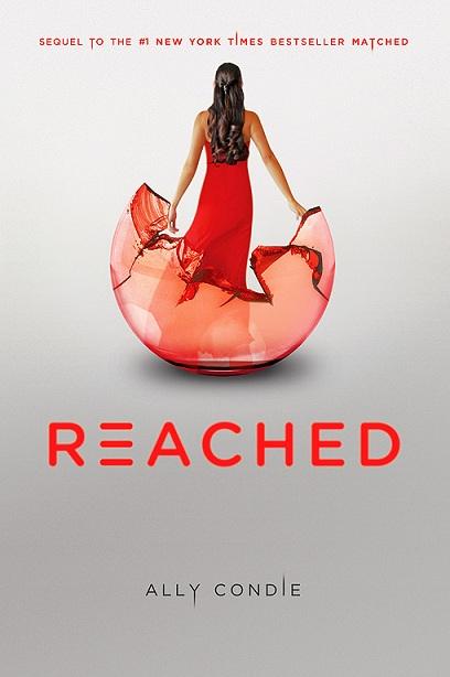 """News: Divulgada a capa de """"Reached"""", de Ally Condie. 17"""