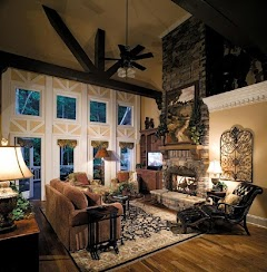 Traditional Decorating Ideas For Living Rooms With High Ceilings