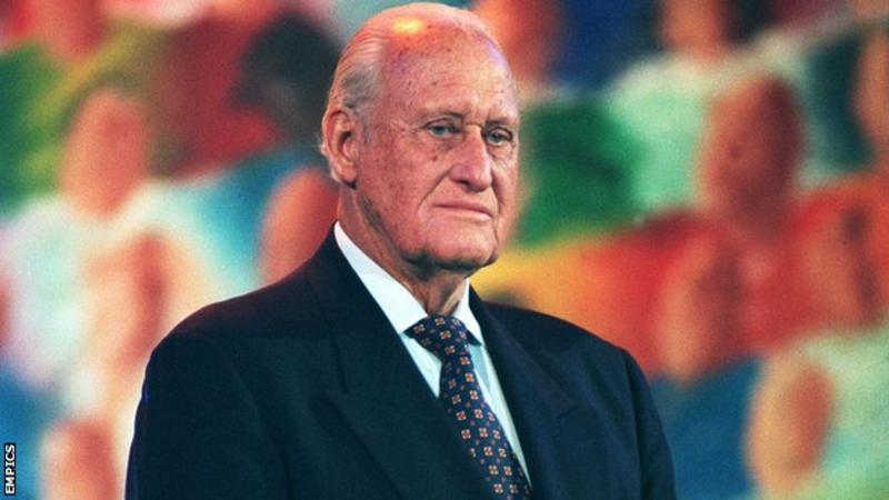 FIFA Former President Joao Havelenge