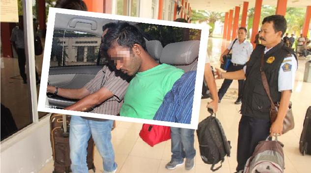 Pria Banglades yang Nikahi TKW Blitar Ini Di Usir Warga dan Imigrasi Blitar Karena Sikapnya