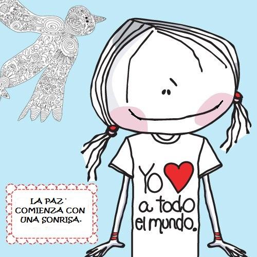 Blog De Patri Educación Infantil Feliz Dia De La Paz