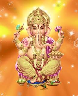 Vishnukrutam Ganesh Stotram