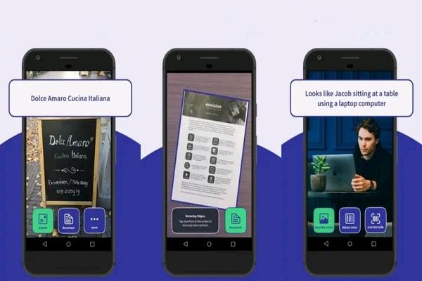 تطبيق جديد يستخدم الذكاء الإصطناعي لمساعدة ضعاف البصر على الرؤية و القراءة