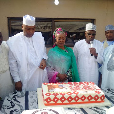 bukola saraki birthday three