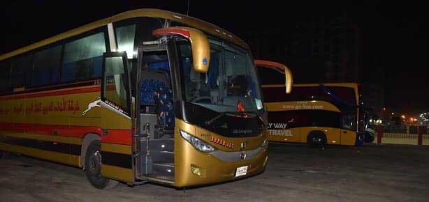 عودة الرحلات البرية بين القاهرة و دمشق و سعر التذكرة 34 ألف ل.س