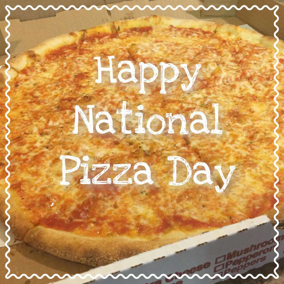 National Pizza Day Wishes Sweet Images