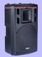 Speaker-Aktif-Huper-15HA400