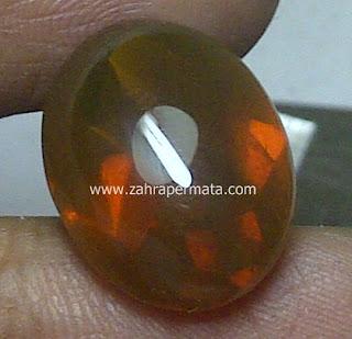 Batu Permata Fire Opal Wonogiri - ZP 483