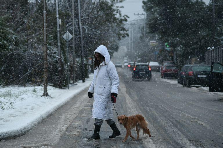 Καιρός: Χιονοπτώσεις και πτώση της θερμοκρασίας προβλέπει η ΕΜΥ