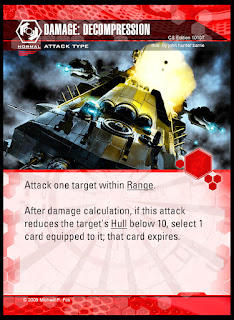 Attack type: Damage: Decompression