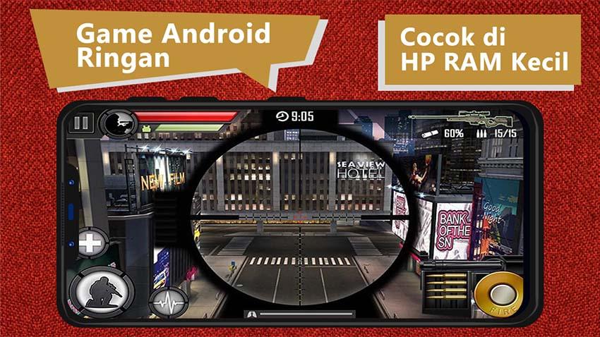 game Android RAM kecil yang ringan