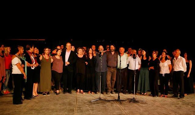 Θεσπρωτία: Το πολυφωνικό καραβάνι του Θεσπρωτού Αλ. Λαμπρίδη μετέφερε και φέτος παραδοσιακά ακούσματα σε πολλές περιοχές...